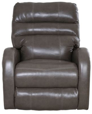Catnapper Searcy Cream Rocker Recliner