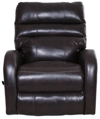 Catnapper Searcy Espresso Rocker Recliner