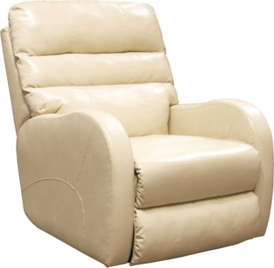 Catnapper Searcy Cream Power Recliner