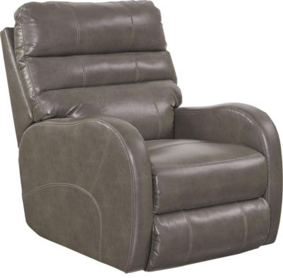 Catnapper Searcy Gray Power Recliner