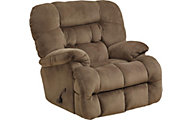 Catnapper Colson Mocha Massage Rocker Recliner