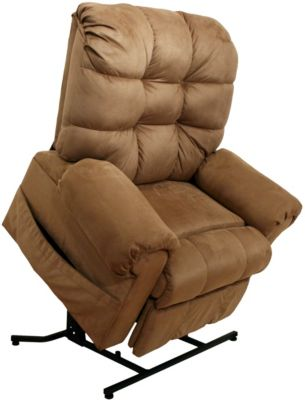 Catnapper Omni Tan Power Lift Chair