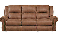 Catnapper Westin Nutmeg Power Reclining Sofa