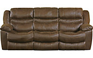 Catnapper Valliant Elk Power Reclining Sofa