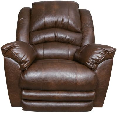 Catnapper Filmore Chocolate Rocker Recliner