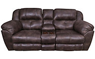 Catnapper Ferrington Power Loveseat with Power Headrest
