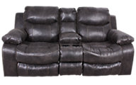 Catnapper Catalina Power Reclining Loveseat with Console