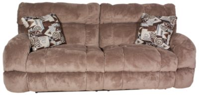 Catnapper Siesta Power Dual Reclining Lay-Flat Sofa