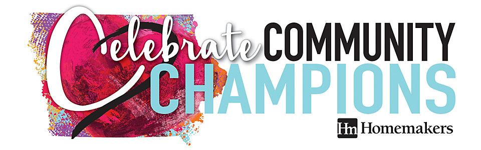 Celebrate Community Champions