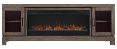 Classic Flame/Tresanti Berkeley 72-Inch Firplace TV Stand