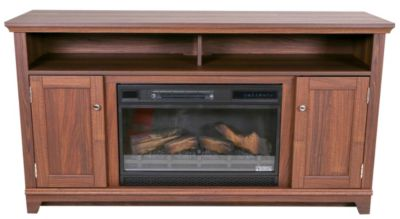 Classic Flame/Tresanti Eldersburg Media Mantel Log Fireplace