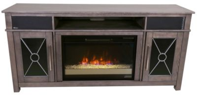Classic Flame/Tresanti Heathrow Media Fireplace with Speakers