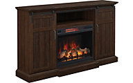 Classic Flame/Tresanti Manning 69-Inch Fireplace TV Stand