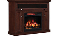 Classic Flame/Tresanti Windsor Corner Log Fireplace