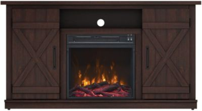 Classic Flame/Tresanti Cottonwood Fireplace