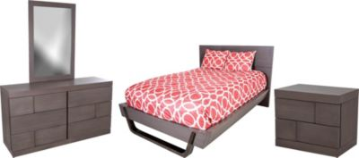 Chintaly Sydney 4-Piece King Bedroom Set