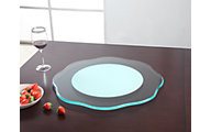 Chintaly Flower Shaped Lazy Susan