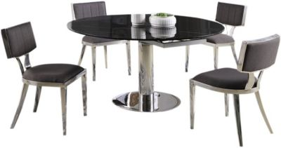 Chintaly Bailey 5-Piece Dining Set