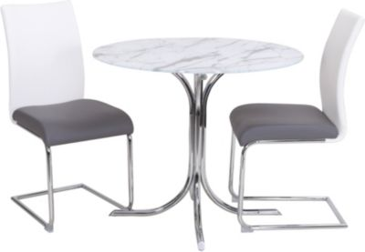 Chintaly Dorothy 3-Piece Dining Set