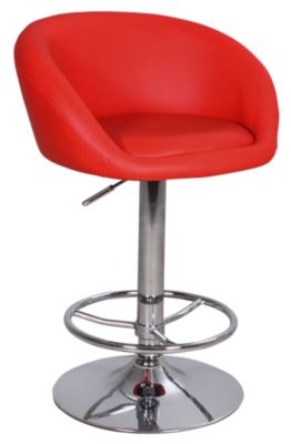 Chintaly 380 Collection Adjustable Stool