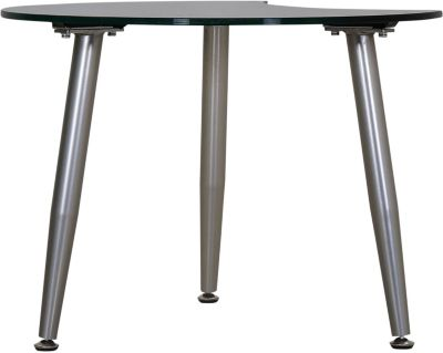 Chintaly 8072 Collection Black Cocktail Table
