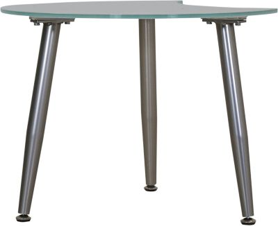 Chintaly 8072 Collection White Cocktail Table