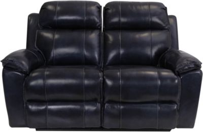 Cheers 5623Leather Reclining Loveseat w/Power Lumbar