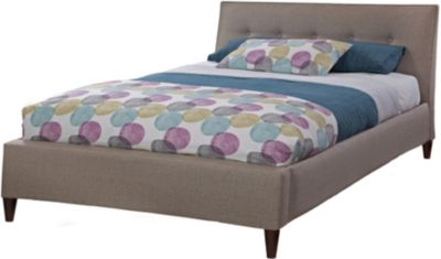C.M.I. King Upholstered Bed