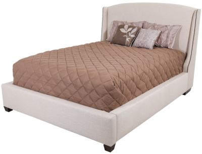 C.M.I. 2115 Collection Queen Upholstered Bed