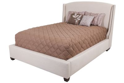 C.M.I. 2115 Collection King Upholstered Bed