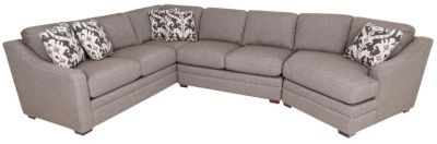 Craftmaster F9 Collection 3-Piece Sectional