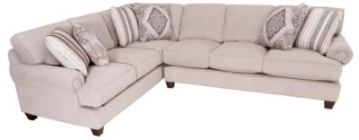 Craftmaster C9 Collection 2-Piece Sectional