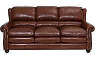 Craftmaster Downey 100% Leather Sofa