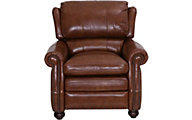Craftmaster Downey 100% Leather Recliner