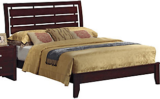 Crown Mark Evan Queen Bed