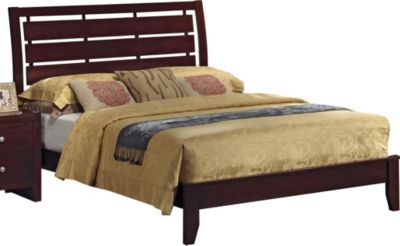 Crown Mark Evan King Bed