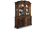 Crown Mark Neo Renaissance China Hutch & Buffet