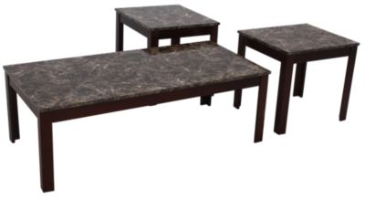 Crown Mark Lola Coffee Tables & 2 End Tables