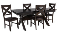 Crown Mark Havana 5-Piece Dining Set