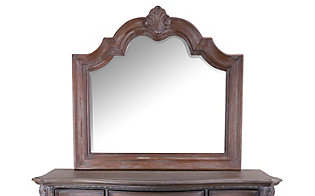 Crown Mark Sheffield Mirror