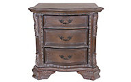 Crown Mark Sheffield Nightstand