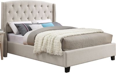 Crown Mark Eva Queen Bed