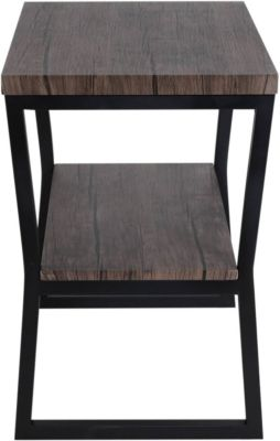 Crown Mark Denver Chairside Table