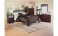Crown Mark Lawson 4-Piece Queen Bedroom Set