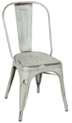 Coaster Bellevue Metal Side Chair