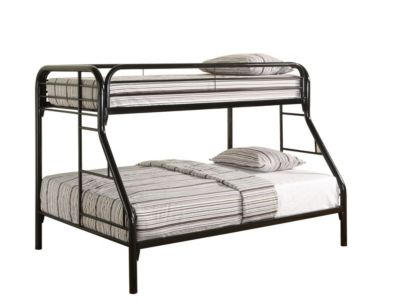 Coaster Fordham Twin/Full Metal Bunk Bed