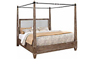 Coaster Madeleine Donny Osmond Queen Canopy Bed