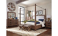 Coaster Madeleine Donny Osmond 4-Piece King Bedroom Set
