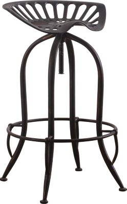 Coaster Adjustable Metal Barstool