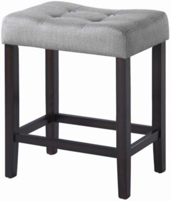 Coaster Gray Counter Stool